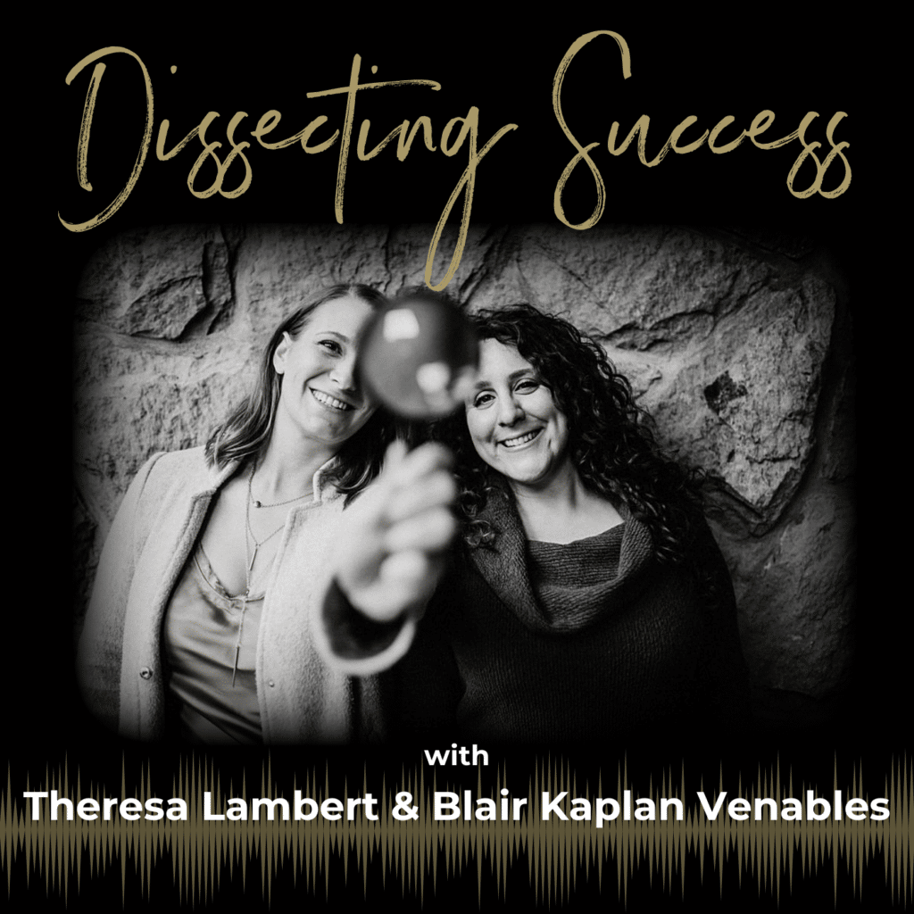 Dissecting Sucess Podcast Cover Image